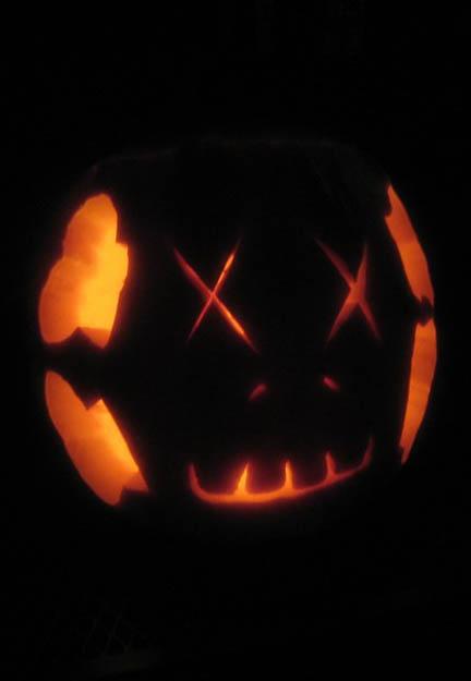 Kaws Pumpkin... SICK