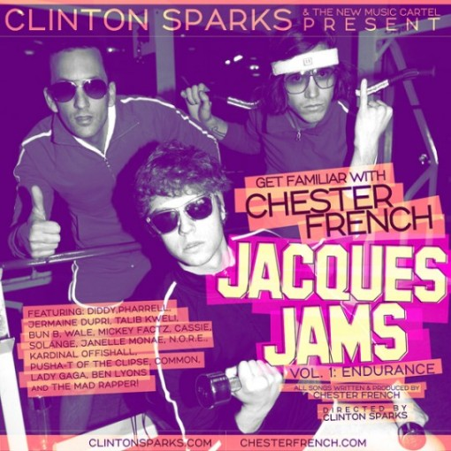 Jacques Jams
